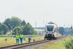 19062017-2573 (Sander Smit / Smit Fotografie) Tags: trein trekker ongeluk spoorwegovergang spoor prorail appingedam loppersum tjamsweer jukwerd
