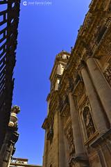 20170520 Jaén (76) R01 (Nikobo3) Tags: europe europa españa spain andalucía jaén urban arquitectura architecture nikon nikond800 d800 nikon247028 nikobo joségarcíacobo flickrtravelaward ngc iglesias catedrales blue azul