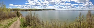 Cold Lake - Cold Lake Provinicia Park - Viewpoint pano