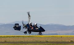 G-CIDF MTO Sport, Scone (wwshack) Tags: albaairsports egpt gyro gyrocopter mtosport psl perth perthairport perthshire rotorsport scone sconeairport scotland autogyro gcisf