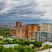 Novosibirsk panorama