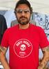 HOSTIAS UN LIBRO 2017 - Editores (Fotos de Camisetas de SANTI OCHOA) Tags: publicacion calavera