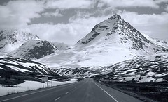 Mountain Road - Alaska
