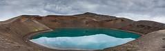 Viti Crater (joshuadavidreid) Tags: iceland crater viti myvatn panoramic