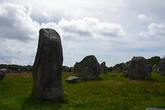 Menhirs de Carnac (Baptiste J.) Tags: bretagne morbihan carnac menhirs alignements