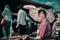 Nagasaki street (debbykwong) Tags: nagasaki japan obamaonsen peopleonthestreet travel travelphoto street streetincolor streetcaptures streetphotography streetcandid streetmood candids urban urbanandpeople leica leicaq leicaqtyp116 leicacamera leicaphoto