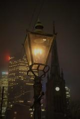 gas lamp (f o t o o r a n g e) Tags: gaslamp kingstreeteast jarvisstreet toronto