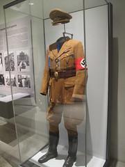 The Musée de l'Armée (Army Museum) - Paris (rylojr1977) Tags: paris war museum history nazigermany uniform sa swastika