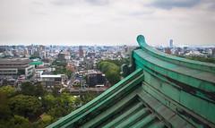 Nagoya City (Mule67) Tags: nagoya 2017 japan city castle roof 5photosaday