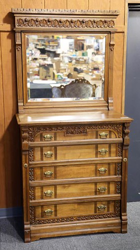 Double Lockside Chest ($280.00)
