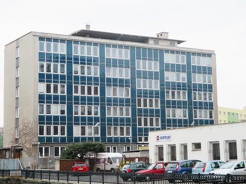 Budova pozemkového fondu ČR
