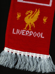 Top Four (andrewrosspoetry) Tags: lfc liverpoolfootballclub scarf