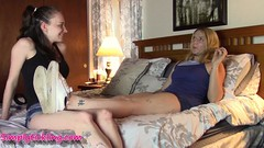 Parkers Ticklish Interview preview long (simplytickles3) Tags: tickle tickling ticklish feet barefoot