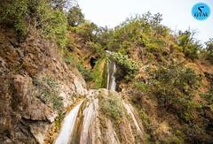 Neer Gaddu Waterfall in Rishikesh (AYM Yoga School India) Tags: waterfall famousplaces bestplacestovisit rishikesh india
