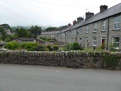 Trefor (gwallter) Tags: trefor quarrymens houses