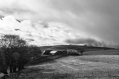 des hallebardes à venir (thierry.T) Tags: auchindoun chateau regards scotland pluie rain nuage cloud rainfall hallebardes