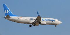 Air Europa / Boeing 737-85P / EC-MKL (vic_206) Tags: bcn lebl aireuropa boeing73785p ecmkl 30años