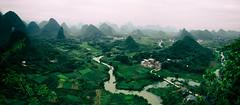 (Jack R. Seikaly Photography) Tags: panorama guilin china river karst mountains nature outdoors trey ratcliff hills green jack seikaly jrseikaly photography