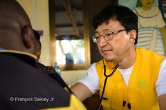 The Doctor - 의사 (Francois Saikaly Jr) Tags: tanzania africa volunteer doctor volunteering medical yellow stethoscope hospital mbalibali serengeti district 탄자니아 봉사활동 아프리카 아프리카여행 의사 봉사자 병원 마을 village villagers 세렌게티 세렝게티 지역 마을사람들