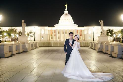 Pre-Wedding [ 南部婚紗 - 草原森林建築特殊景類婚紗 ] 婚紗影像 20170510 - 257拷貝