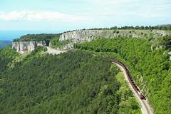 363 XXX, Črnotiče, 3 May 2017 (Mr Joseph Bloggs) Tags: bahn railway railroad slovenia slovenske vlak train treno freight cargo merci 363 brigitte koper črnotiče sž sz