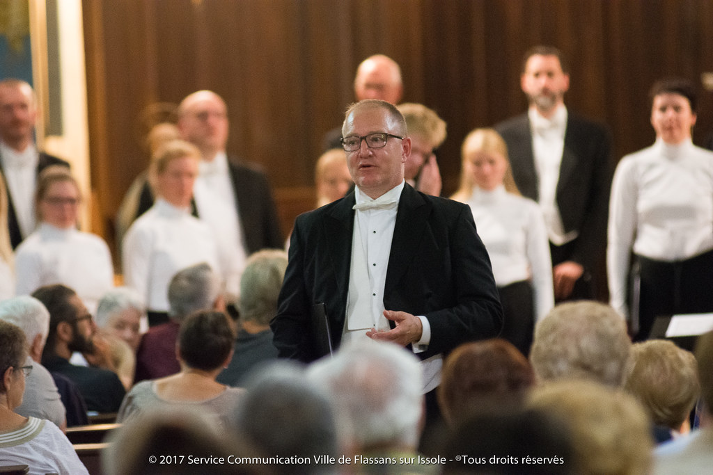 Concert choral Graabrodre Chamber Choir / 07-07-2017