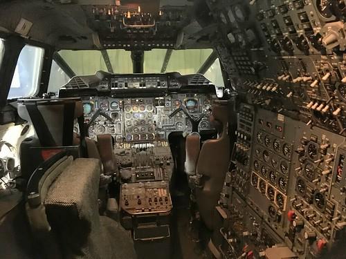British Airways Concorde G-BOAA