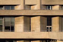 concreteness (Cosimo Matteini) Tags: cosimomatteini ep5 olympus pen m43 mft mzuiko60mmf28 london nationaltheatre architecture southbank southbankcentre denysladsun brutalism concrete concreteness
