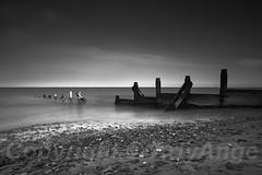 Withersea Beach Groyne (ArtyAnge) Tags: holdernesscoast hull withernsea beach coast coastalscene eastridingofyorkshire englishcoast groyne groynes longexposure sandandsea sea seascape seaside seasideresort yorkshirecoast