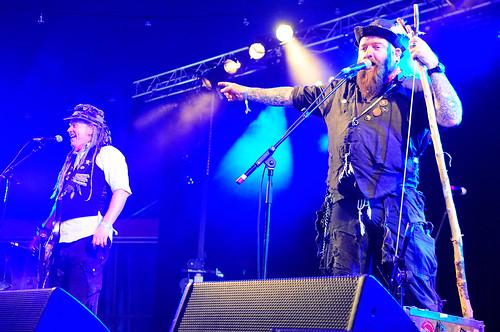 Hobo Jones and the Junkyard Dogs - Glastonbury 2017