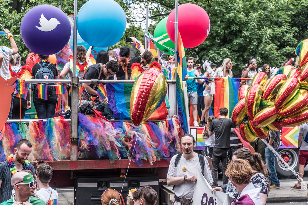 LGBTQ+ PRIDE PARADE 2017 [STEPHENS GREEN BEFORE THE ACTUAL PARADE]-129952