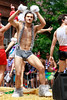 Chicago Pride Parade 2017 (Chicago_Tim) Tags: chicago illinois il pride parade prideparade lgbt lgbtq gay lesbian bisexual transgender queer colorful celebration boystown people outdoors gayprideparade humanrights costume furry cute shirtless man sexy speedo