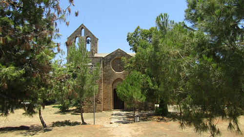 Nestorian church, Famagusta