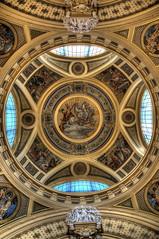 Cúpulas (bardaxi) Tags: budapest hungary hungría europa europe nikon hdr photomatix photoshop arquitectura cúpula contraste arte travel color