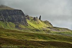 The Storr (Tatters ✾) Tags: scotland scottishhighlands innerhebrides skye storr rocks oloneo