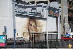 IMG_7139 (Mud Boy) Tags: losangeles cityincalifornia losangelesisasprawlingsoutherncaliforniacityandthecenterofthenation'sfilmandtelevisionindustry la downtown southerncalifornia california streetart mural graffiti muhammadali nafsa2017 nafsa17