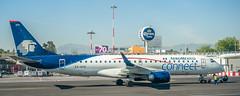 Aeromexico E190 (MEX) (ruimc77) Tags: nikon d700 nikkor af 2880mm f3356g aeromexico xagae aeroméxico connect embraer erj emb 190 e190 ejet 19000664 mexico city ciudad méxico benito juarez international airport mex mmmx aicm