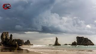 Bandon Beach Profile
