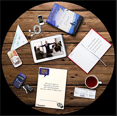 Corporate Photography - Wooden Table Flat Lay (vanitystudiosphotography) Tags: businessphotography corporatephotography business corporate table wood woodentable woodtable freetouse creativecommons stockphoto stockimage colour photography flatlay still stilllife