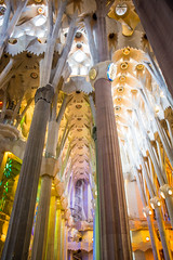Sagrada Familia (aaamsss) Tags: gaudí religion modernism barcelona aaamsss architecture art deco sagrada familia basilica