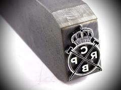 Punzón para marcar metal