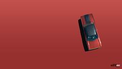 70 Roadrunner Wallpaper (FOXTROT|ROMEO) Tags: mopar aerial drone drohne car auto vinyl roof trunk wall wallpaper plymouth dodge roadrunner v8 burntorange red dji mavic pro