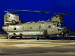 Royal Air Force | Boeing CH-47D Chinook HC.4 | ZA670