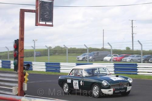 HRCA Historic Sports Cars at Kirkistown, June 2017