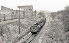 Brentford Trip (Lost-Albion) Tags: 08794 d3962 southall brentford gwr railfreight pentax 1977