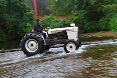 IMG_0445 (Yorkshire Pics) Tags: 1006 10062017 10thjune 10thjune2017 newbyhalltractorfestival ripon marchofthetractors marchofthetractors2017 ford fordcrossing river rivercrossing tractor tractors farmingequipment farmmachinery agriculture yorkshire northyorkshire