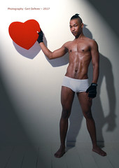 IMG_0030hh (Defever Photography) Tags: black male model ripped 6pack heart