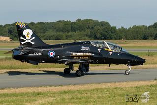 XX285 Royal Air Force British Aerospace Hawk T1A