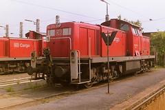 DB 294275-3 (bobbyblack51) Tags: db class 294 290 mak bb heavy diesel shunter 2942753 2902757 bw hamm 2001