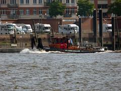 Favorit (ENI 05101290) (Parchimer) Tags: schubboot pushboat towboat pousseur pchacz duwboot spintore empurradorfluvial binnenschiff tolómotorhajó pushertug elbe hamburg hafen